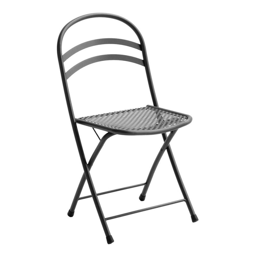 sedie pieghevoli in ferro vendita online