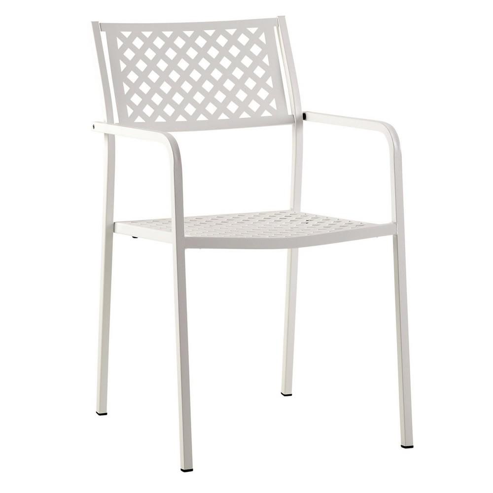 Sedia per esterno lola preloader with sedie ferro for Sedie in ferro design