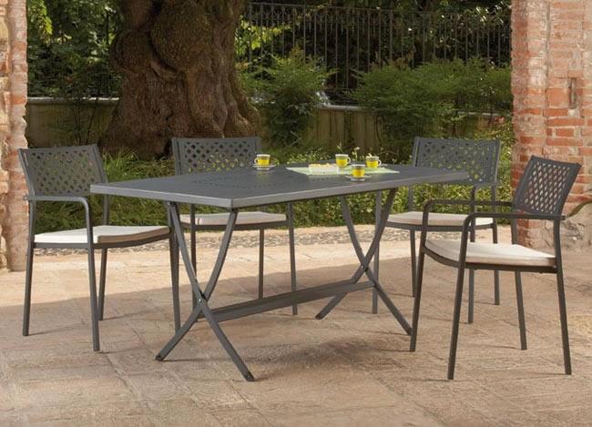 Tavoli e sedie per giardino adorabile artelia u sedie da giardino