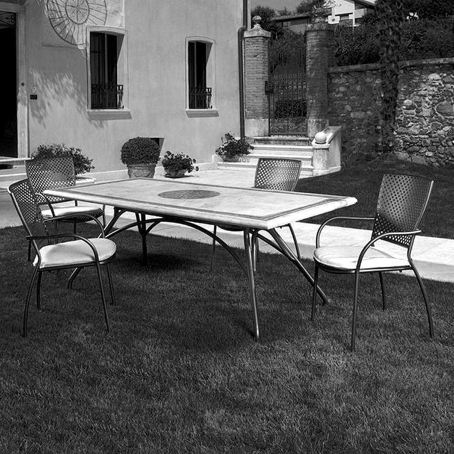Sedie in ferro battuto per giardino vendita online for Rocce da giardino vendita on line