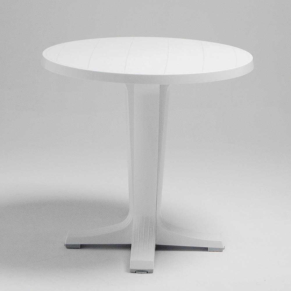 Tavolino rotondo per esterno marte 78 nardi for Tavolo rotondo esterno