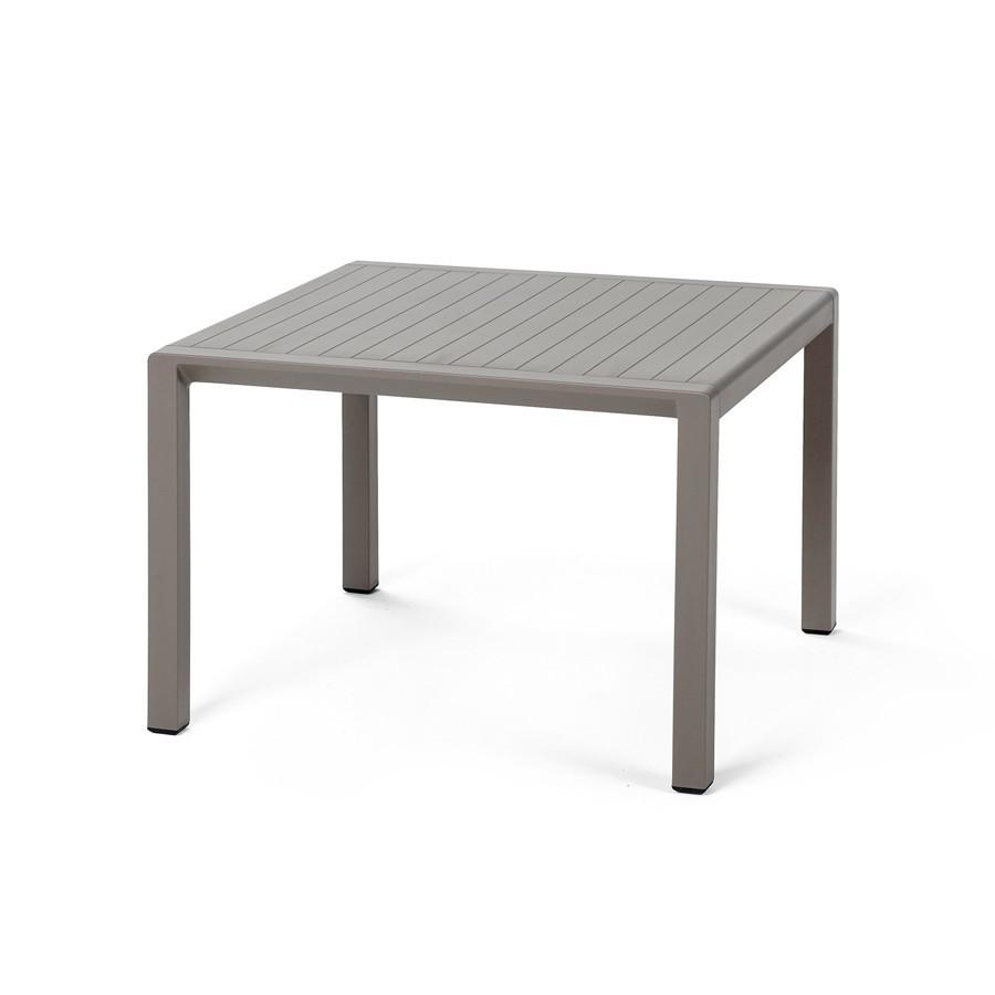 Tavolo Quadrato Da Esterno.Tavolino Quadrato Da Esterno Aria Nardi