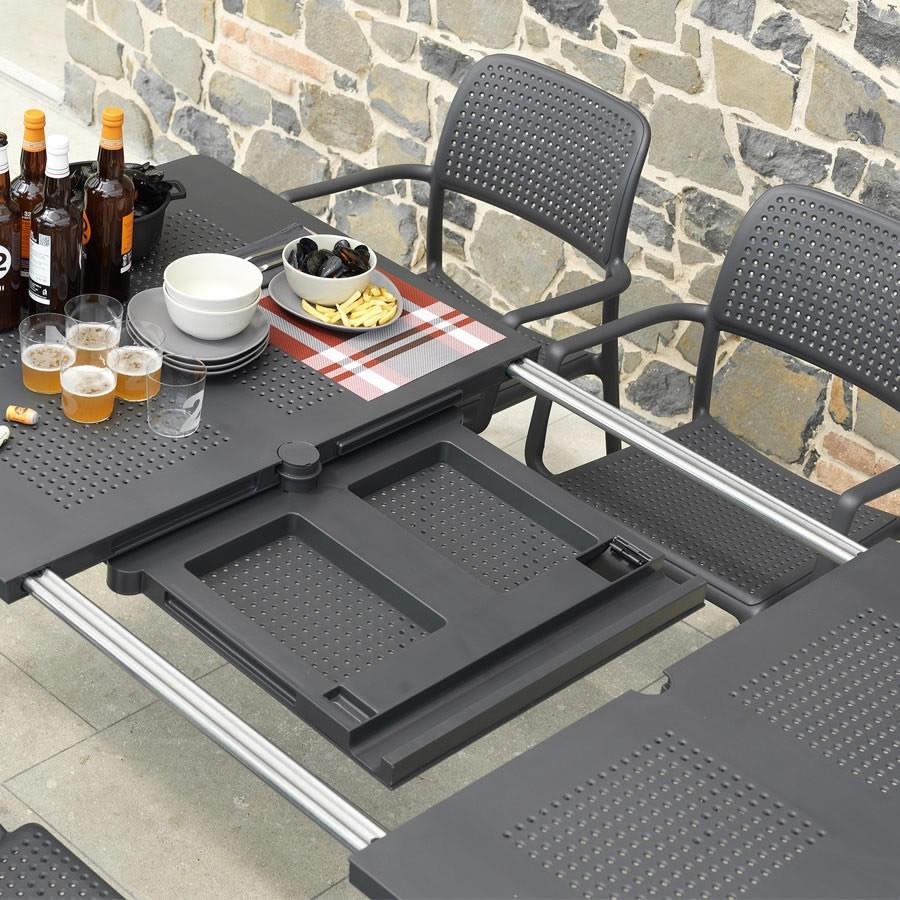 Tavolo Plastica Giardino Allungabile.Set Tavolo E Sedie Da Giardino Nardi Shop Online