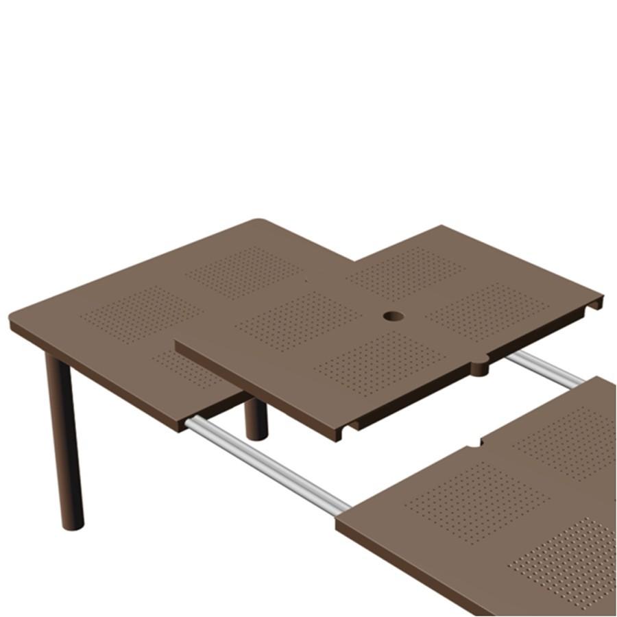 Tavolo da giardino libeccio nardi for Tavolo per esterno allungabile