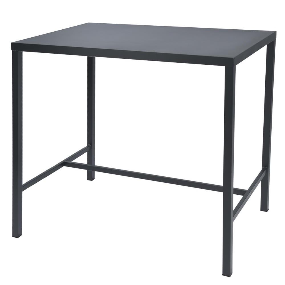 tavolo alto in ferro per esterni e giardino vendita online