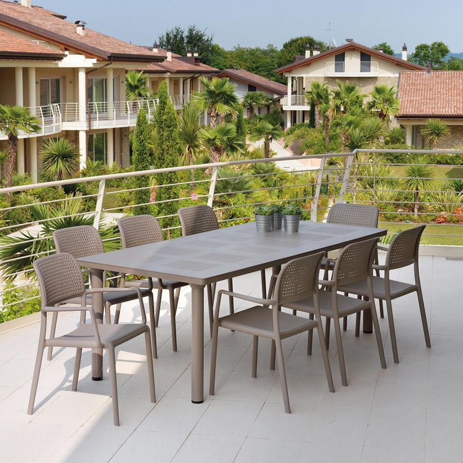 Set Tavolo e Sedie da Giardino - Nardi Shop Online