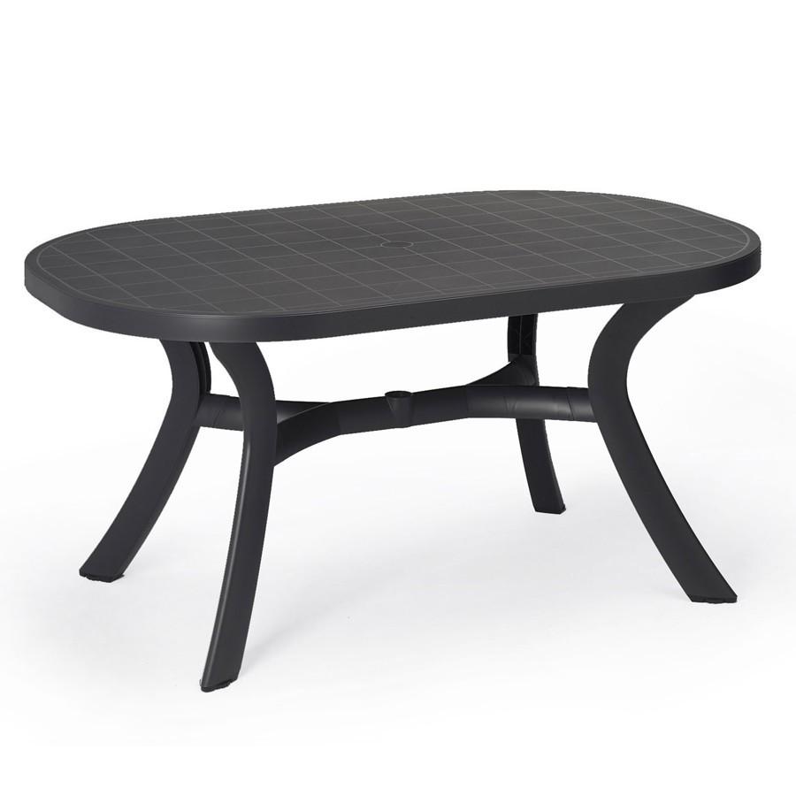 Cerco Tavolo Da Giardino.Tavolo Ovale Da Giardino Nardi