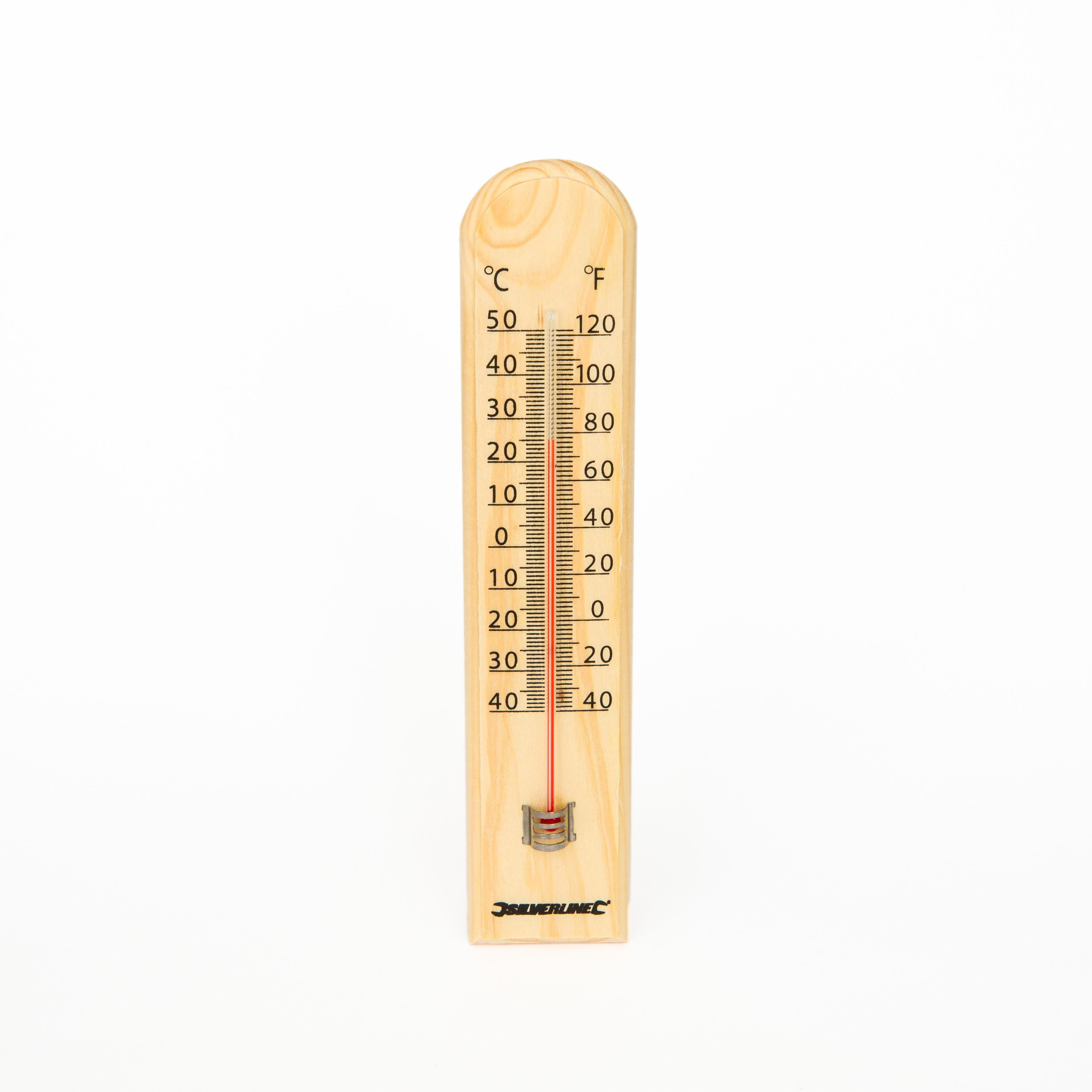 Termometro Per Esterno In Legno Bestprato Termometro di facile applicazione e lettura, indispensabile per conoscere la temperatura. termometro esterno legno bestprato