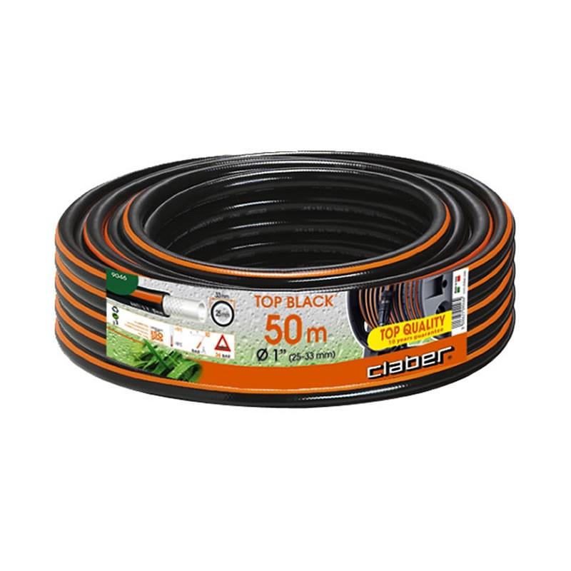 Tubo per irrigazione giardino atossico nero antialghe con - Prezzo tubo irrigazione giardino ...