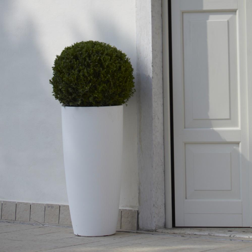 Vaso da giardino e casa per piante talos nicoli for Piante per ingresso esterno