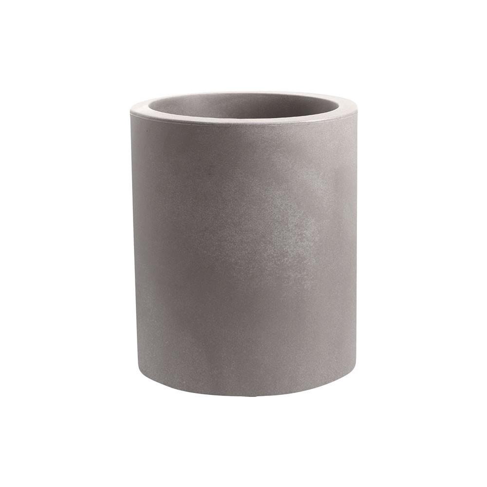 Mobili lavelli vaso da interno grigio for Vaso interno