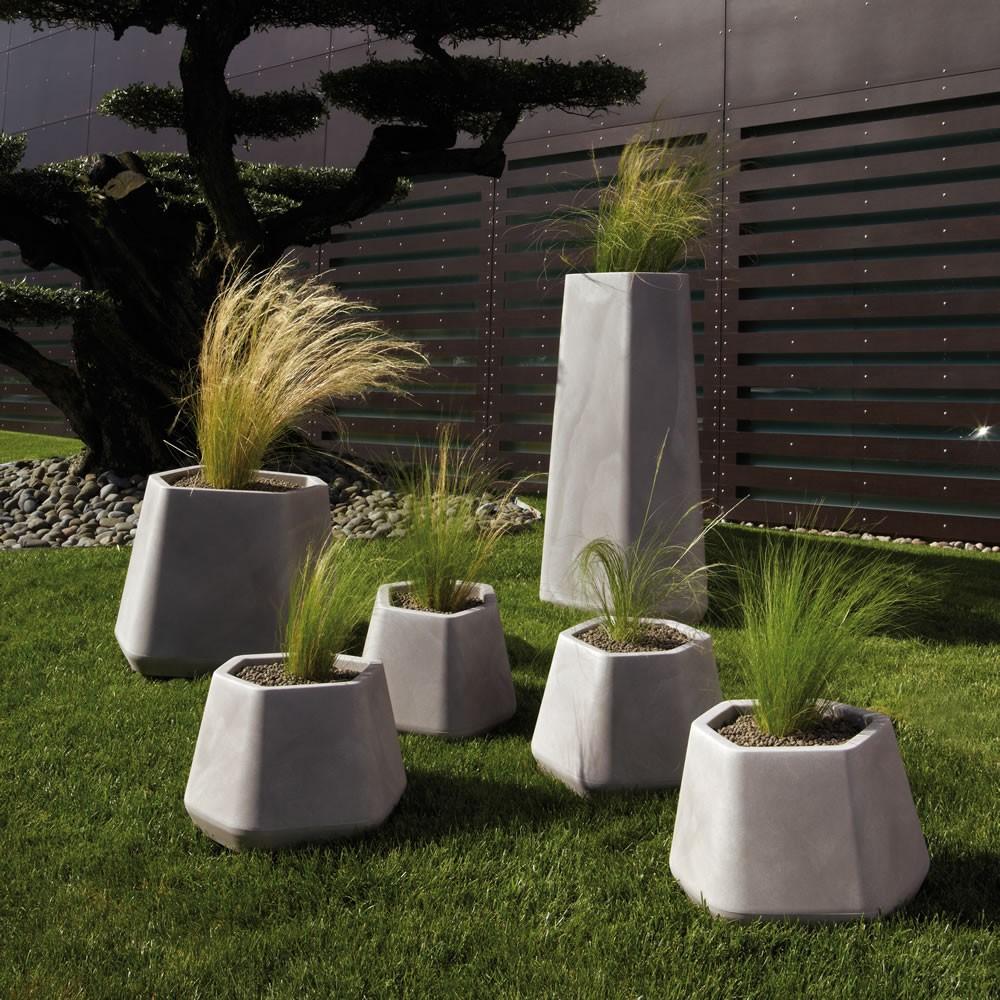 Vaso per piante da esterno e interno ops m nicoli - Vasi da interno design ...