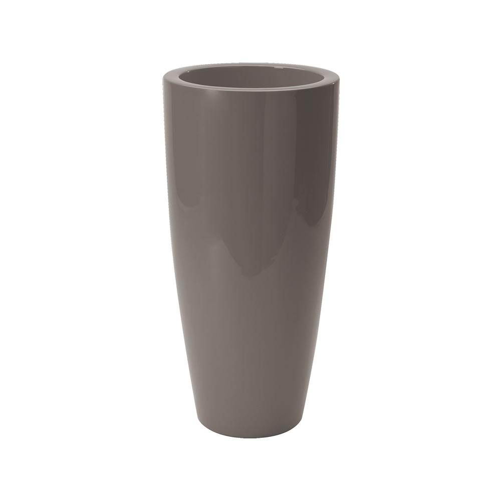 Piante Per Esterno In Vaso : Vaso di design alto talos gloss nicoli