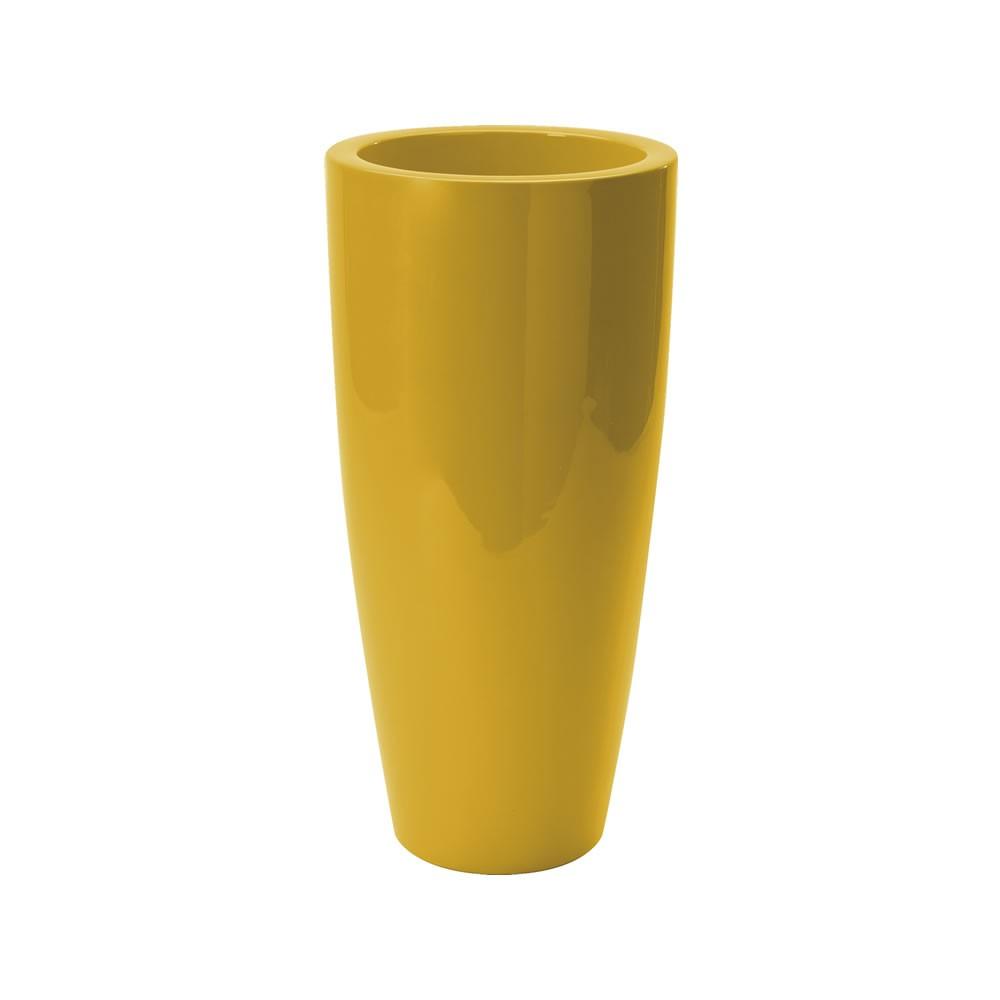 Vaso di design alto talos gloss nicoli for Vaso grande