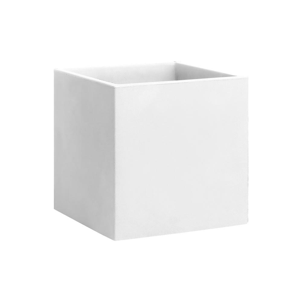 Vaso grande quadrato momus nicoli for Vaso grande