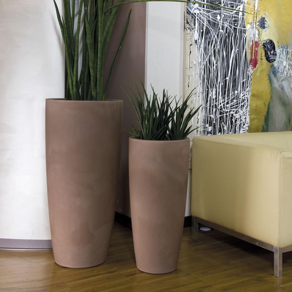 Vaso da giardino e casa per piante talos nicoli - Portavasi da interno ...