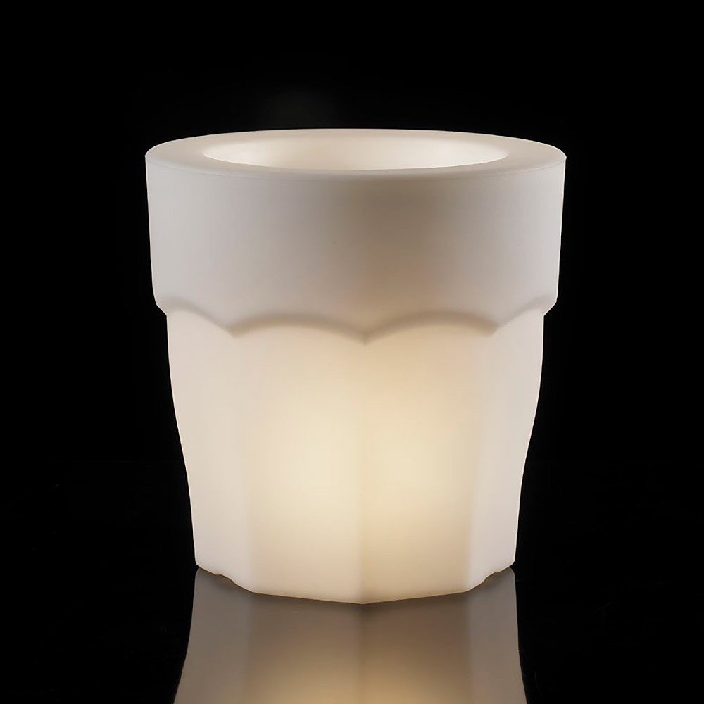 Vaso luminoso per interno casa - Vaso da interno ...