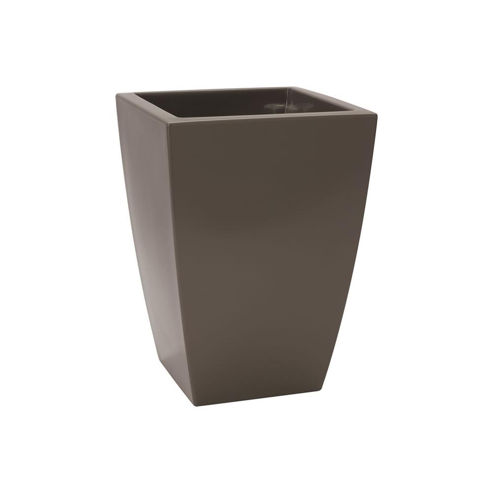 Vaso moderno di design logos gloss nicoli for Vasi arredamento moderno