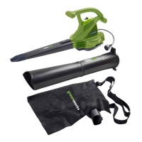 Soffiatore aspiratore Greenworks 2800W