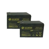 Set batterie 12AH RM Robomow