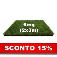 OFFERTA SPECIALE - 6 mq erba sintetica ELEGANCE