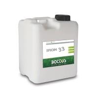 Rinverdente Iron 33 a base di ferro e azoto liquido