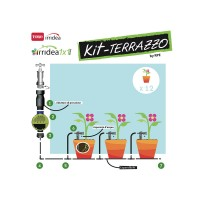 Kit irrigazione terrazzo KIT-TERRAZZO