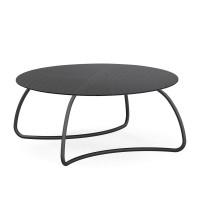 Tavolo vetro e alluminio Loto Dinner 170 di Nardi