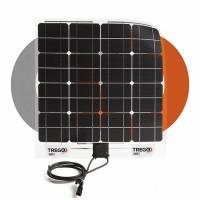 Pannelli solari flessibili e trasparente Serie Nano 40