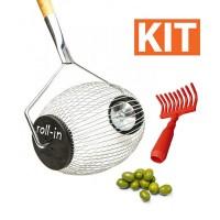 Raccoglitore per olive Roll-In