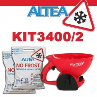 Sale antighiaccio NoFrost KIT3400/2