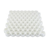 Griglia salvaghiaia per ghiaia bianca - StoneSaver