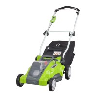 Tagliaerba a batteria Greenworks 40V 4AH