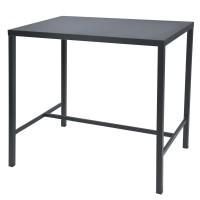 Tavolo alto per esterno Dorio H105