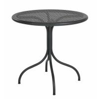 Tavolo in metallo per esterni Bistrot 80 R