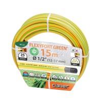 Tubo Gomma Acqua Flexyfort Green Claber 9131