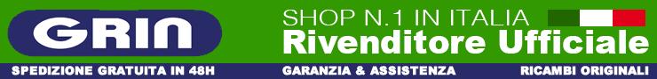 Grin Shop Online Rivenditore Autorizzato