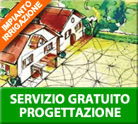 Impianti irrigazione interrata for Progetto irrigazione