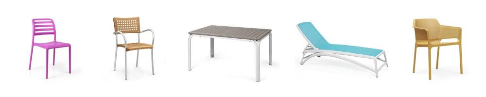 Tavoli e sedie Nardi listino prezzi