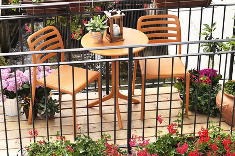 Sedia da terrazzo Costa Bistrot