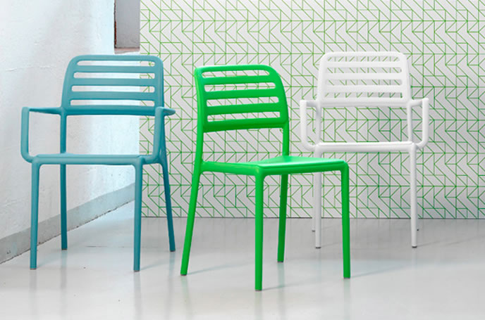 sedia giardino Costa