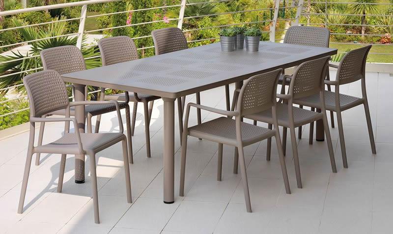 tavolo da giardino libeccio nardi