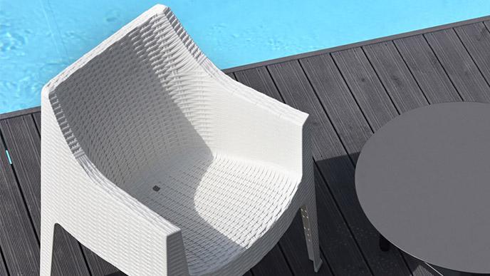 Sedia Maxima Scab Design